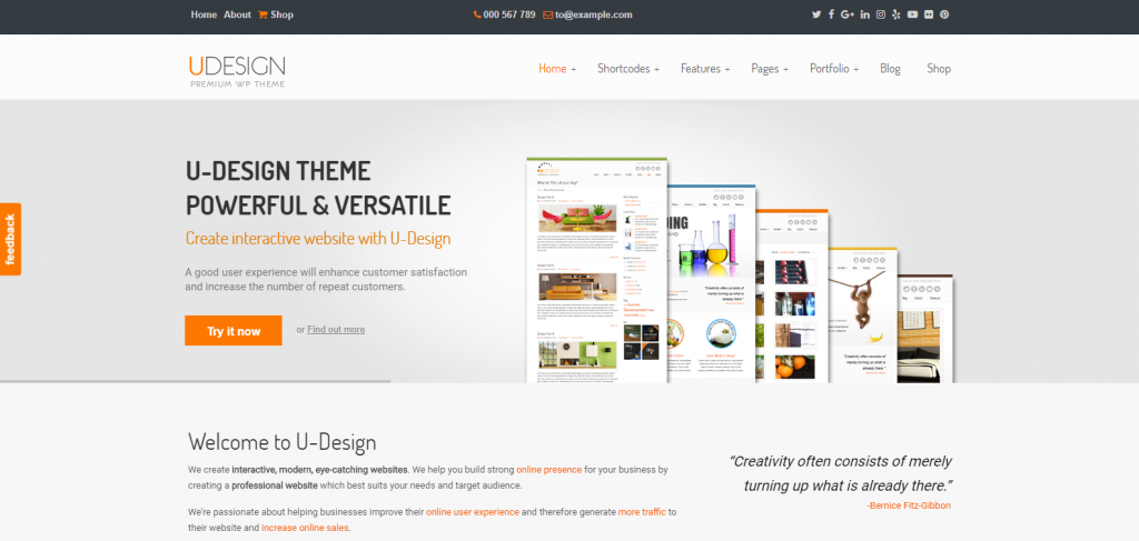 25 Most Stable & Reliable WordPress Themes of 2019 (and 6 to